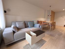 Precioso piso recién reformado de dos habitaciones dobles con baño propio en la zona de Amara Berri photo 0