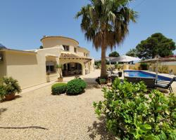 Casa En venta en Cabo Formentor, Moravit-Cap Blanc, Moraira photo 0