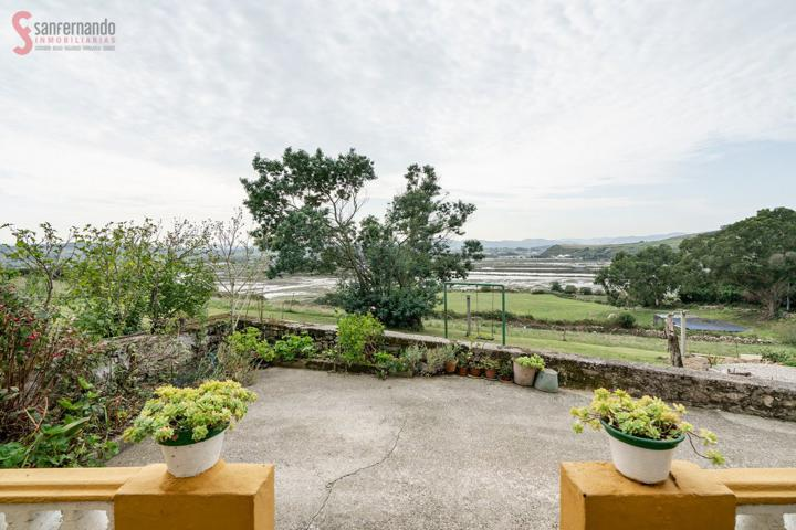 Casa individual con parcela y vistas a la ría photo 0