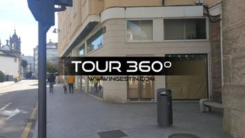 Local situado en la calle San Fernando de Lugo, orientado a la muralla y situada en esquina. photo 0