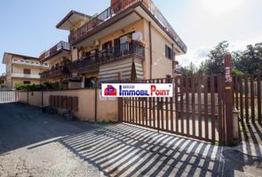 Appartamento In vendita in Via Giarre, Borghesiana, 00118, Roma, Rm photo 0