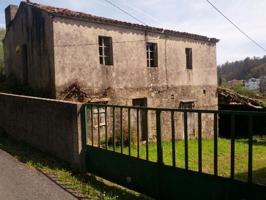 En Meirama, Cerceda, Picardel, finca de labradío con casa a reformar. photo 0