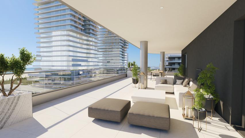 Exclusivo PISO a estrenar de 2 dormitorios con 61 m2 (terraza) photo 0