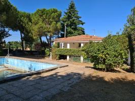 Ref 1427 independiente para reformar en fantastica parcela de 1.200 m2 aprox. con piscina photo 0