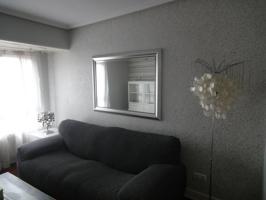 INMOBILIARIA CAMPUZANO vende piso en Bilbao, junto al Parque Etxebarria, en el Barrio de Zurbaran.  Reformado, se distribuye en dos dormitorios, baño, sala y cocina con terraza cerrada como tendedero. C-I de gas natural. Ascensor. photo 0