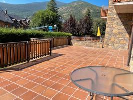 Fantástico apartamento con jardín privado en Esterri d'Àneu photo 0
