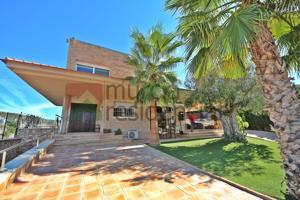 Vivienda independiente de calidades superiores en venta en La Alcayna photo 0