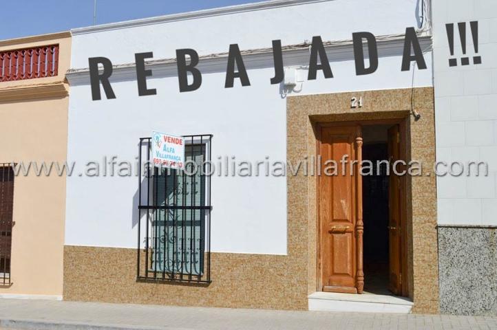 Casa En venta en Calle Empedrada, Villafranca De Los Barros photo 0