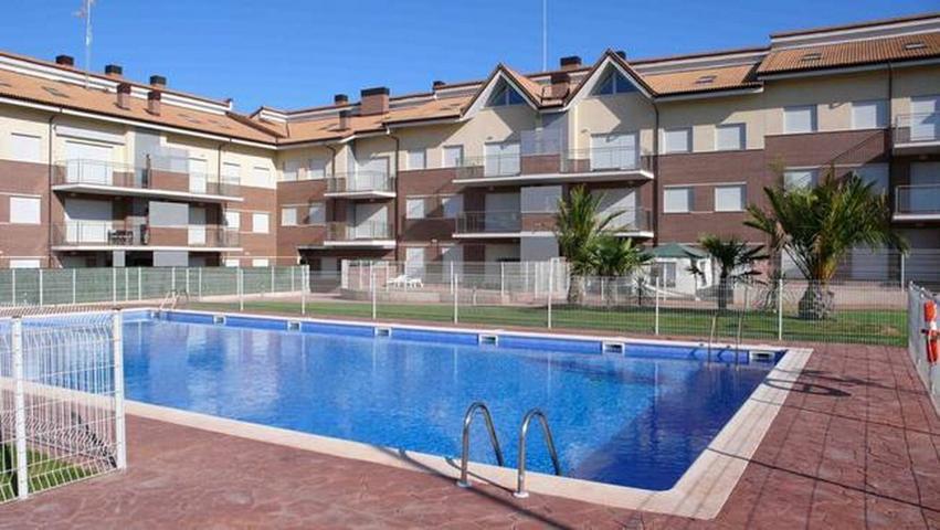 Precioso apartamento con piscina y amplia terraza photo 0
