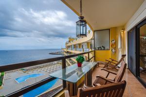En primera línea del mar! Piso en la residencia Aguamarina, Golf del Sur. photo 0