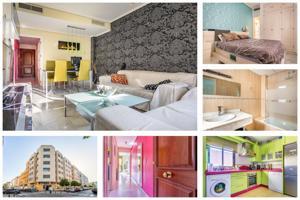 Piso tres dormitorios, dos baños y garaje en Gonzalo Bilbao photo 0