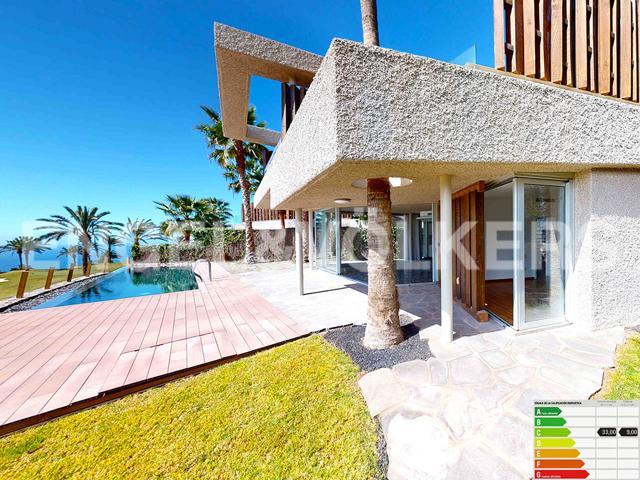Lujosa villa con diseño galardonado en Abama Resort, Guía de Isora, Tenerife Sur! photo 0