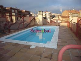 Estudio con piscina comunitaria, en el Centro de Logroño photo 0