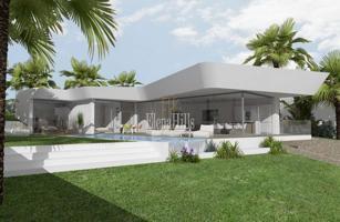 Espectacular villa de nueva construcción en Benissa, Alicante, España photo 0