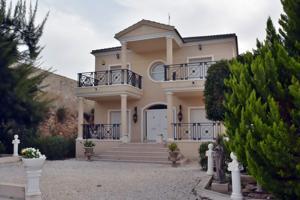 Espectacular villa en La Escuera, San Fulgencio photo 0
