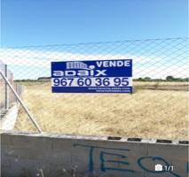 SE ALQUILAN HUERTOS URBANOS DESDE 25M2 CON AGUA  Y LUZ, MUY CERCA DE ALBACETE A 1 KM DE ALBACETE photo 0