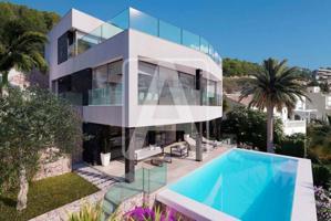 Villa en venta en Calpe, Gran Sol photo 0