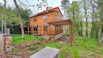 Casa de fusta, amb terreny de 1100m2 photo 0