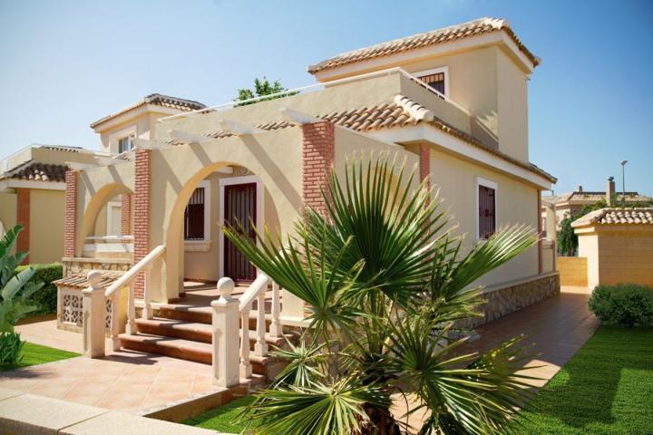 Villas independientes de dos dormitorios en Balsicas photo 0