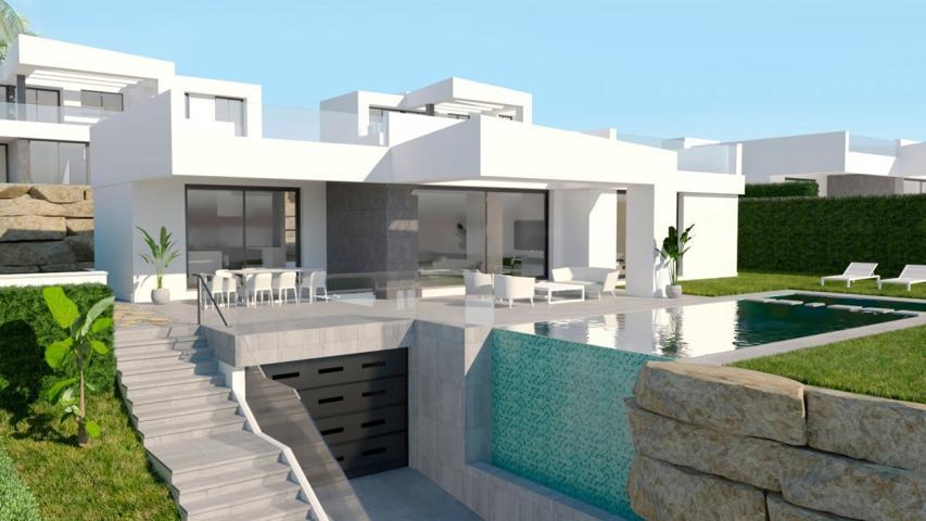 Magníficas villas de alto standing de 3-4 dormitorios en las Colinas de El Limonar desde 1.050.000€ photo 0