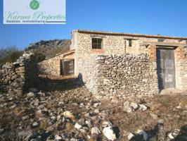 Casita de campo en Castell de Castells photo 0