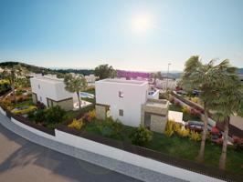 Villa de obra nueva en una planta en Balcón de Finestrat photo 0