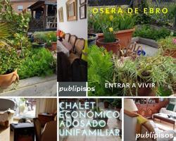 Casa en venta en Osera de Ebro photo 0