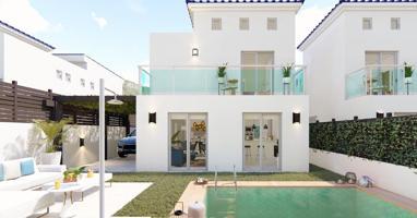 Maravillosas villas con parcela, garaje en un entorno privilegiado! photo 0