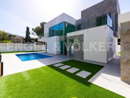 Villa de obra nueva terminada en zona residencial photo 0