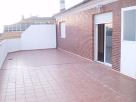 ATICO en una zona excelente de Albacete, con comercio, colegios y transporte cerca. Estupenda terraza de 60mts photo 0