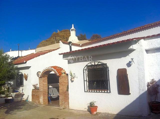 Casa Cueva, Purullenas, Granada photo 0