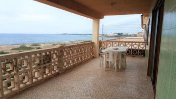 Piso en primera linea de mar con vistas a Cabrera, Es Trenc, Sa Rapita y s'Estanyol photo 0