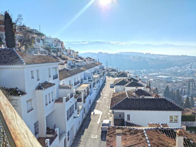 Precioso adosado en el Barrio Granadino conocido como el 'Barranco del Abogao', vistas impresionante photo 0
