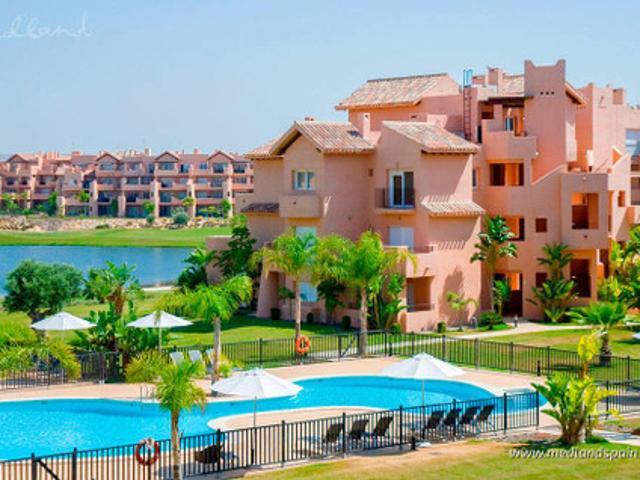 Apartamento con vistas al campo de golf en Mar Menor photo 0