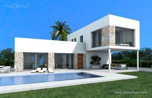 Chalet de diseño con parcela de 800 m2 y piscina privada cerca de Denia photo 0