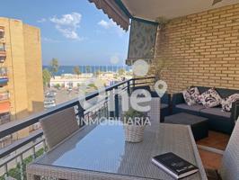 One Inmobiliaria te ofrece fantástico piso con vistas al puerto de la Pobla de Farnals photo 0