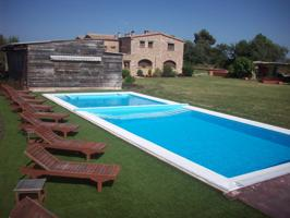 Gran Masia de 4 apartamentos con piscina en el Bages photo 0