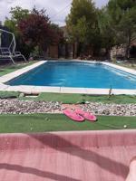 Senan, en venta bonito chalé individual, con piscina, gran parcela y vistas a la montaña photo 0