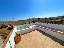 Casa de pueblo en Serra de daró con terraza y piscina photo 0