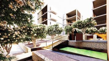 Promoción de obra nueva en Santa Eulalia con viviendas de alto standing creadas bajo premisas de innovación, estilo contemporáneo, con zonas comunes y materiales nobles. photo 0