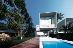5 villas de lujo independientes con piscina en Campello photo 0