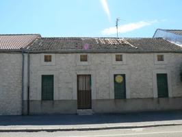 Casa de pueblo en Adrados. 3 dormitorios, baño, garaje, patio. Planta baja y desván. Ref. 1633 photo 0