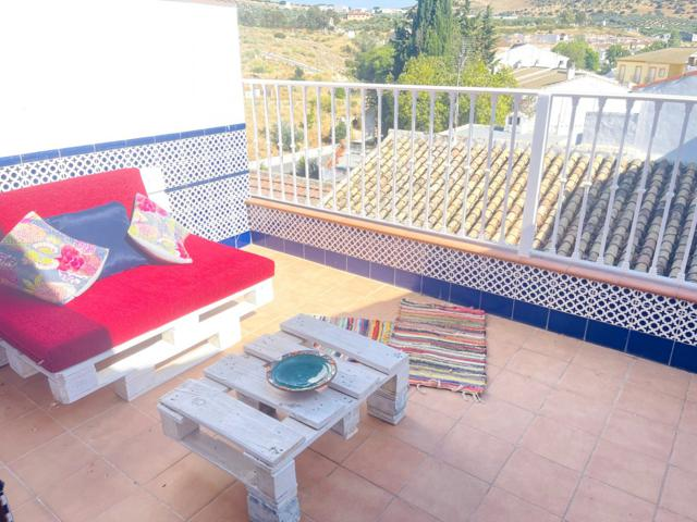 Fabuloso ático con terraza en Vva. de Algaidas photo 0