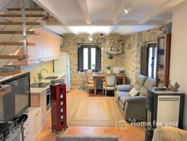 Casa de pueblo restaurada en venta. photo 0