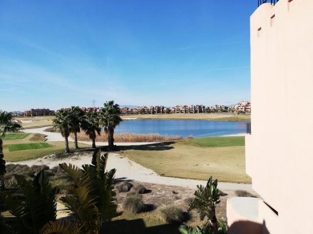 Apartamento de un dormitorio y un baño con vistas al lago del 5* Mar Menor Golf Resort photo 0