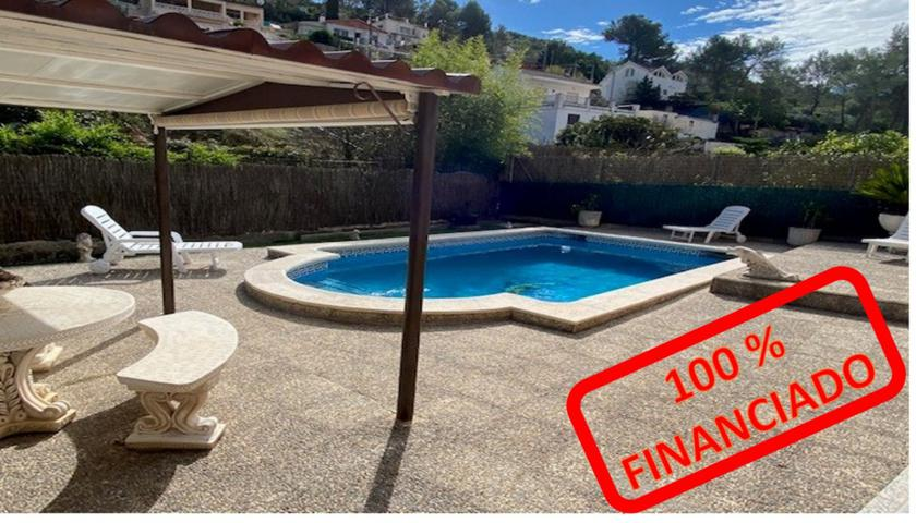 Espectacular casa  con piscina en Canyellas, cerca de Sitges photo 0