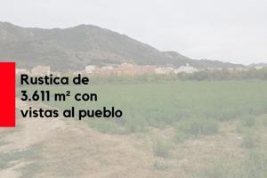 Parcela rústica económica en Torreagüera photo 0