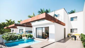 Viviendas de nueva construcción en Dolores, Daya Nueva. 3 dormitorios, 2 baños, y piscina! photo 0