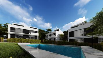 viviendas unifamiliares de diseño moderno que se organizan en 11 edificios independientes compuestos cada uno por 2 viviendas pareadas.Todas ellas se sitúan alrededor de una gran zona comunitaria con piscina y a solo 4 km de la playa de Suances photo 0