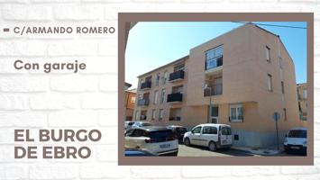 Piso En venta en Calle Armando Romero Blasco, El Burgo De Ebro photo 0